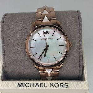 Michael Kors runway women's watch!
